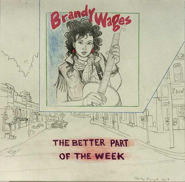 Better Part of the Week - Brandy with guitar